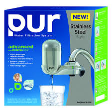 Pur Water Filter Faucet Adapter by Cookistry Gadgets Pur On Faucet Water Filter