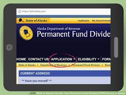 3 Ways to Ensure You Get Your Permanent Fund Dividend PFD