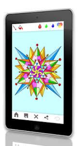 Mandala Coloring Book For Adults Screenshot Thumbnail