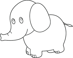 Elephant Coloring Pages To Print For Adults Baby Page National Geographic