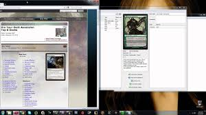 mtg how to use cockatrice part 2 building decks and basic