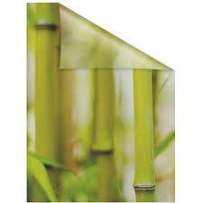 lichtblick fensterfolie selbstklebend mit sichtschutz bambus grün
