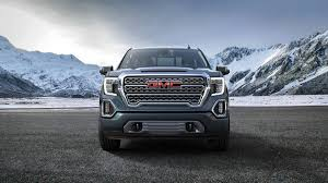 100 Gmc Trucks 2019 GMC Sierra Debuts Before Fall Onsale Date
