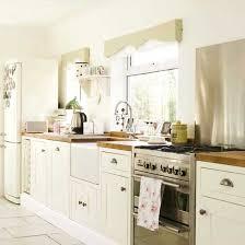 Modern Country Kitchen Decor Photo