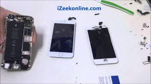 How To repair iPhone 6 iZeek Repair N Fix