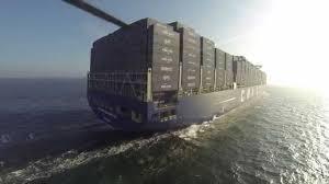 cma cgm bouguainville le plus grand porte conteneurs français