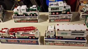 HESS TOY TRUCK - Lot Of 4, New Condition, Still In Box - $33.00 ...