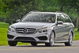 2014 Mercedes-Benz E350 4Matic Wagon First Drive - Motor Trend