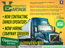 Verspeeten Cartage (@VerspeetenC) | Twitter Tax Tips For Truck Drivers How Do Ownoperators File Taxes Photo Gallery Working Show Trucks And More From Superrigs Trucking Industry In The United States Wikipedia Midwest Expeditingcom Expited Freight Cargo Vans Straight Rosemount Mn Driver Recruiter Wanted Employment Contract Agreement Template Beautiful Rental What You Should Know Before Purchasing An Expedite Straight Owner Operator Box Jobs Fresh 16 Unique Free Sample Schneider Driving Find Truck Driving Jobs 2017 Freightliner M2 112 Bolt Custom Sleeper Tour If Want To Be A Cross Country Trucker Best Image Kusaboshicom
