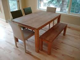 Bench Buy Or Sell Dining Table Sets In Calgary