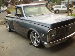 Post Up 67-72 Chevy Truck