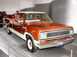 20 Cool Trucks We Love - The Greatest Pickup Trucks Of All Time ... Sketchbook 1973 Dodge Truck By Rickystinger88 On Deviantart D100 Pickup T46 Dallas 2016 Classic For Sale Classiccarscom W100 Power Wagon Pickup Spotted In Two Rivers Flickr 100 Club Cab Truck Item Dd0241 Sold S Youtube Adventurer The Truth About Cars Ts Performance Outlaw Drags Sled Pull Photo Image Gallery Junkyard Find 1974 D200 Custom Ram Van Wikipedia