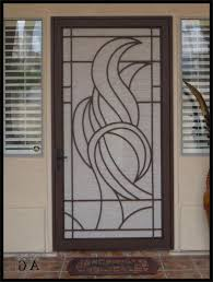 Therma Tru Entry Doors by Modern Screen Doors Therma Tru Entry Door Systems With Storm