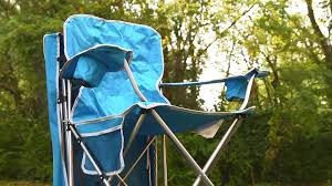 Kelsyus Original Canopy Chair by Bravo Sports Quik Shade Chair Youtube