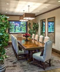 Modern Rustic Dining Room Ideas by Modern Rustic Mountain Resort By Acm Design Architects
