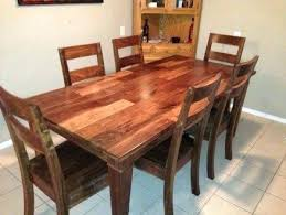 Dining Table Plans Building A Room The Faster Easier