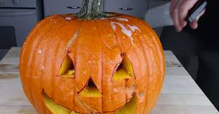 Preserving A Carved Pumpkin by How To Preserve A Pumpkin To Last All Fall Long