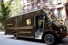UPS Unveils First Extended Range Fuel Cell Electric Delivery Vehicle ...