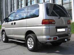 2000 Mitsubishi Space GEAR 2500cc Diesel Manual For Sale