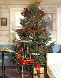 Innovative Ideas Rustic Christmas Tree Decorations Simple Decoration Stylish Decorating Furnitures