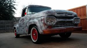 Another Pic Of My 1960 F100. 292 Y-block, 2 Spd Auto, Ac And Heat ... Rat Rod Wikipedia Thesambacom Gallery Jeffs Volksrod Truck Volksrod Pinterest Rat Rod Custom Vw Beetle Pick Up Truck Youtube 57 Page 4 Cutwelddrive Forums Pics Of Truck Bug Trucks Vw Aussieveedubbers Rods And Rats Forum Build Just A Car Guy The Gourmet Food Trucks Were Gathered To Add The
