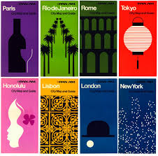 70s Designdesign ClassicsGeorge TschernyPan Am Covers