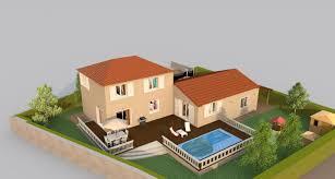 sweet home 3d modele maison 0 exemple de plan de maison en 3d
