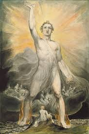 Angel Of The Revelation By William Blake Between Circa 1803 And 1805