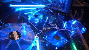 computer lightning guide led cathode liquid neon logisys