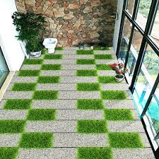 custom photo wall paper 3d bluestone path floor tiles murals