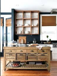 Wooden Crate Ideas How To Incorporate Wood Crates Into Decor A Kitchen Island Milk