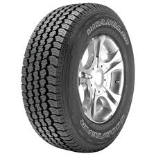 Goodyear Wrangler Armor Trac Tire P265/75R16 T OWL By Goodyear At ...