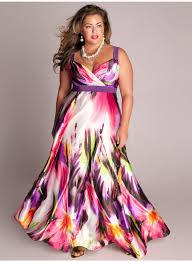 plus size tea length evening dresses