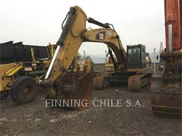 100 Caterpillar Chile 336DL Crawler Excavators Construction CATERPILLAR