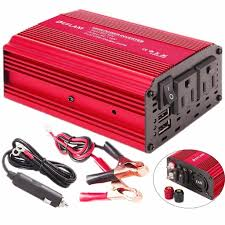 Best Power Inverters For Car | Accessories Car Kit Solution Power Invters Dc To Ac Solar Panels Aims Xantrex Xpower 1000w Dual Gfci 2plug 12v Invter For Car Pure Sine Wave To 240v Convter 2018 Xuyuan 2000w 220v High Aims 12 Volt 5000 Watts Westrock Battery Ltd Shop At Lowescom Redarc 3000w Electronics Portable Your Or Truck Invters Bring Truckers The Comforts Of Home Engizer 120w Cup Walmart Canada
