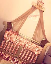 Bratt Decor Crib Skirt by Real Bratt Nurseries