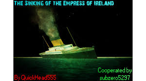 Titanic Sinking Simulator Escape Mode by Sinking Of The Empress Of Ireland Beta 0 88 Roblox