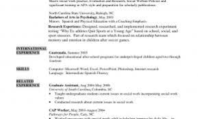 Social Work Mental Health Resume Examples Elegant Sample Resumes For Workers Ozilmanoof