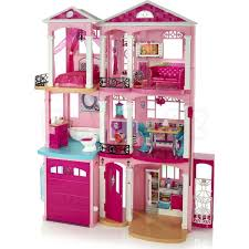 Barbie Doll Dream House With Elevator