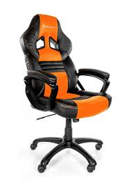 Akracing Gaming Chair Blackorange by Monza Orange Arozzi