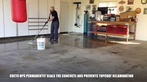 Seal Krete Floor Tex Home Depot by Garage Design Inquisitive Seal Garage Floor