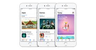 Apple unveils all new App Store Apple