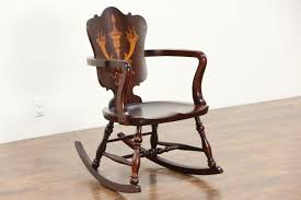 SOLD - Rocker With Marquetry, 1900 Antique Rocking Chair - Harp ... Antique Wood Rocking Chair Carved Griffin Lion Dragon For 98 Restoring Craftsman Style Oak Youtube Georgian Childs Elm Windsor C 1800 United Vintage Teakwood Rocking Chair Antiques Fniture On Carousell Wrought Iron Leather Marylebone Stock Photos William Iv Mahogany Sold Chairs From The 1800s Collectors Weekly Antique Platform Chairs Classic Wikipedia