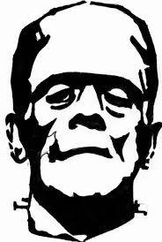 Printable Freddy Krueger Pumpkin Stencils by Printable Frankenstein Pumpkin Carving Pattern Template Free