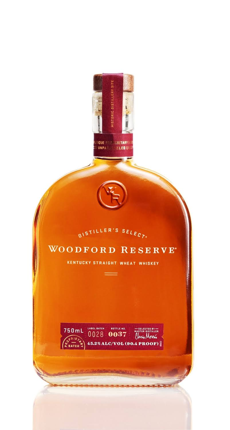 Woodford Reserve Wheat Whiskey (750ml)