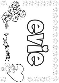 Printable Coloring Pages Mal And Evie