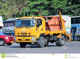 Garbage Truck Editorial Photo. Image Of Rubbish, Recycling - 46173806
