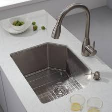 Delta Lewiston Pull Out Kitchen Faucet by Granite Countertop Draw Pulls For Cabinets Slate Gray Walls How