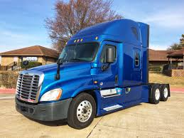 100 Truck Fleet Sales 2016 Freightliner Cascadia EVO Werner Dallas The