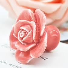 20 pink rose dresser knobs 17 best images about drawer